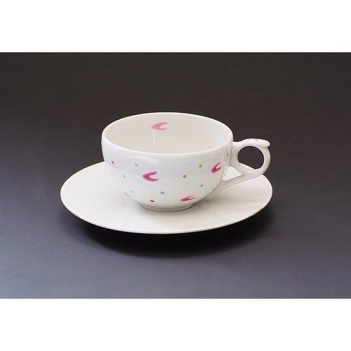 九谷結窯 オリジナルティーカップ
