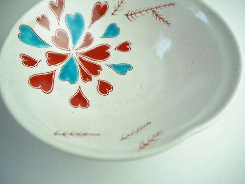 オリジナル九谷焼 鉢