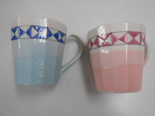 オリジナル九谷焼 マグカップ・フリーカップ