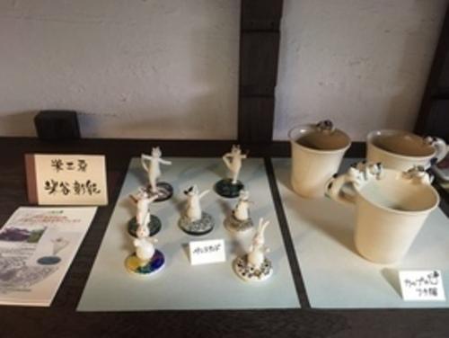 米工房 米谷彰能 (九谷焼)