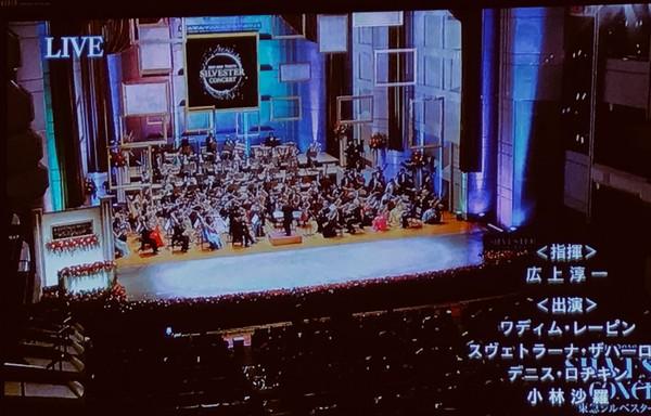 年越しTV番組!