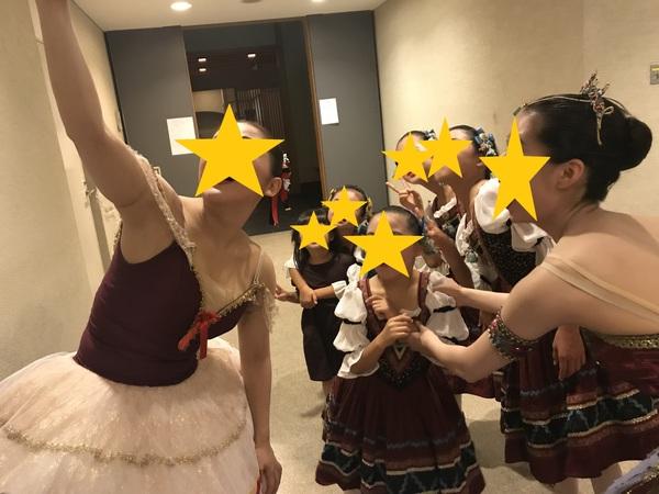 楽屋でお写真タイム★
