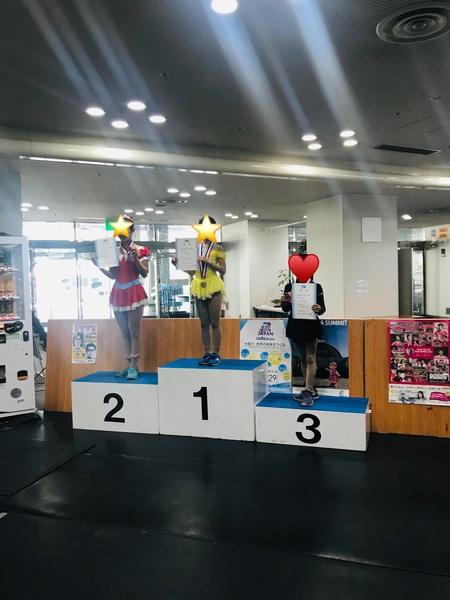 全大阪大会3位銅メダル!!