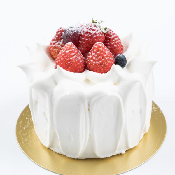 デコレーションケーキ4号