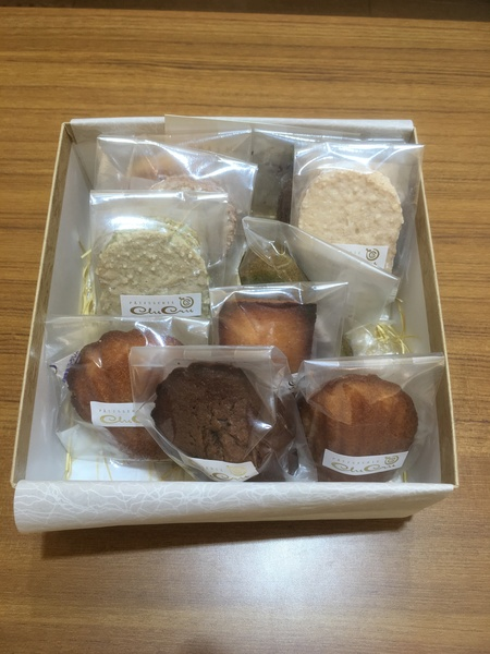 焼き菓子詰め合わせ(小)