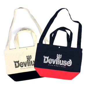 Deviluse x ExtraIssue     別注トートバッグ