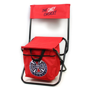 INDEPENDENT 折り畳みイス     ONLY CHOICE COOLER CHAIR