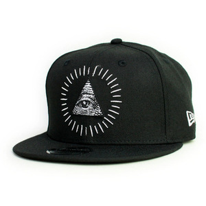 NEW ERA SNAP BACK CAP DOLLAR EYE1