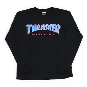 THRASHER ロンTEE BAR MAG