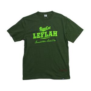 Leflah Tシャツ Score logo