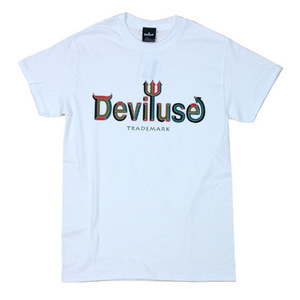 Deviluse CUBIC LOGO Tee2