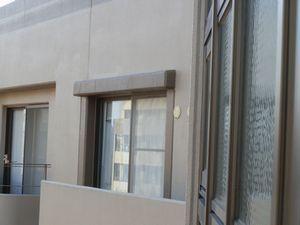 神戸市北区のマンションのハトの防除工事