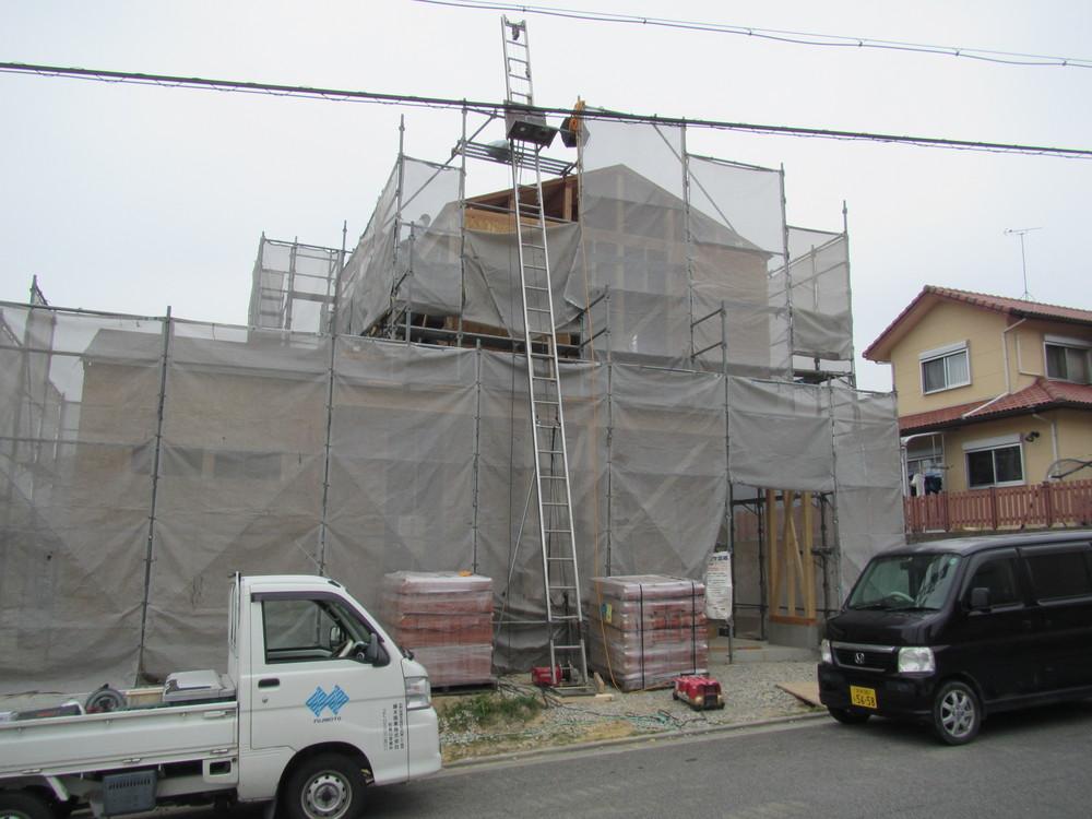 なつみ台I様邸 屋根工事