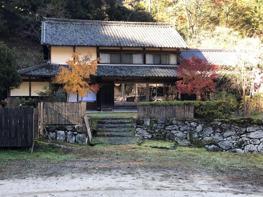 東吉野村探索① よしの庵