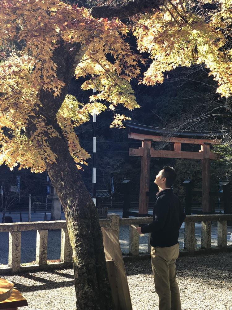 東吉野村探索② 空木