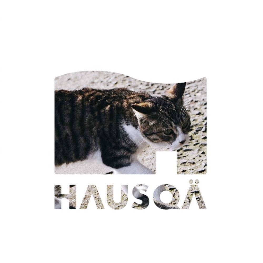 HAUSQA(ハウスカ)のロゴマークで遊んでみました!