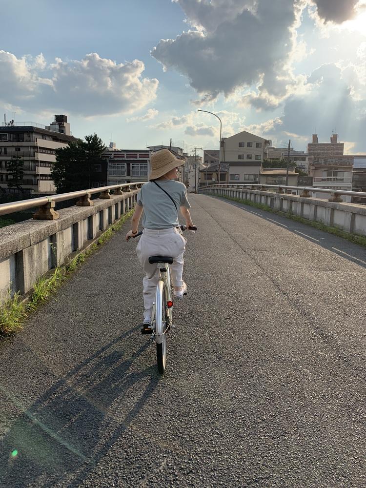京都観光🚲