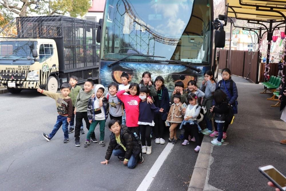 卒園旅行de姫路1日目