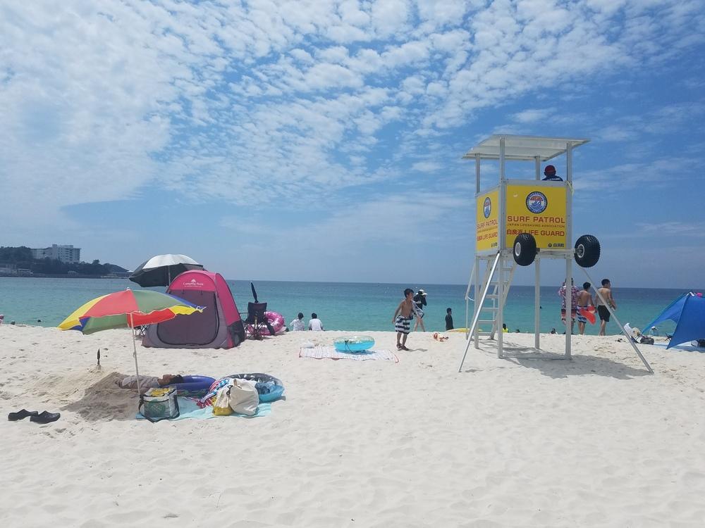 子供の夏休みin白浜