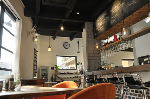 Cafe inukoubou様