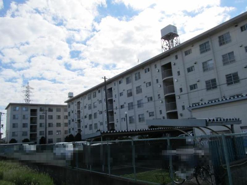 【80618】 ローレルハイツ姫路田井 4階 4DK
