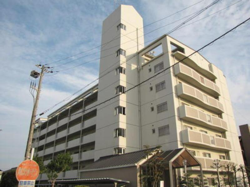 【80621】第一網干駅前マンション 403 3LDK
