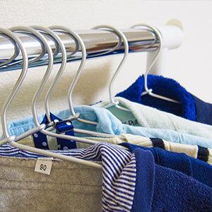 季節の衣類の保管2