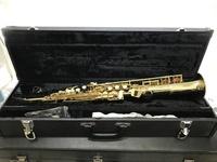 【SELMER】セルマー ソプラノサックス SS600 専用ケース付 美品 買い取りました。 【*管楽器高価買取中です*】