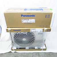 パナソニック エアコン CS-257CF-W 買い取りました。