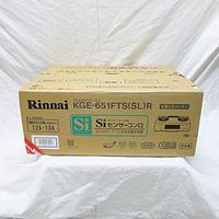 リンナイガステーブル KGE-651FTS(SL)R 買い取りました。