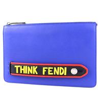 【宅配買取】フェンディ THINK FENDI ボキャブラリー ポシェット 7VA350 AO1N