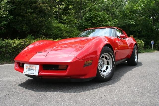 81y Corvette