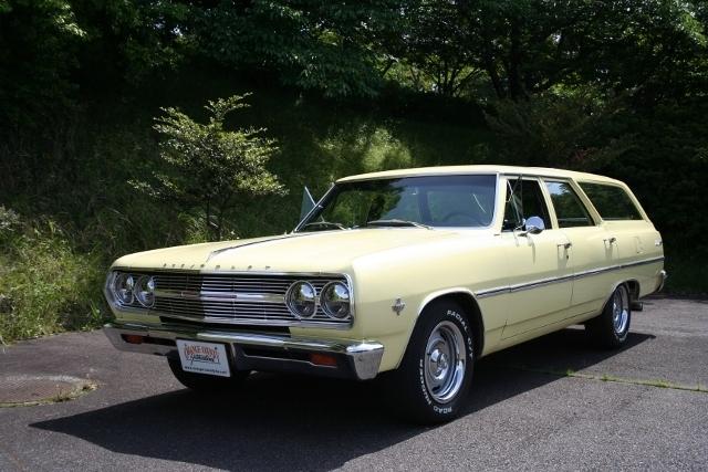 1965y Malibu Wagon