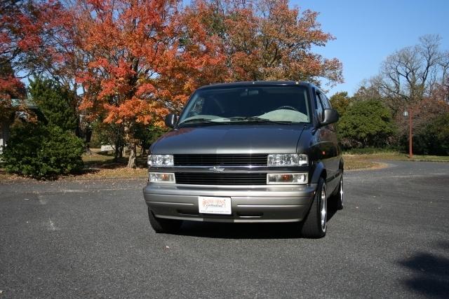 2001y Chevrolet Astro AWD