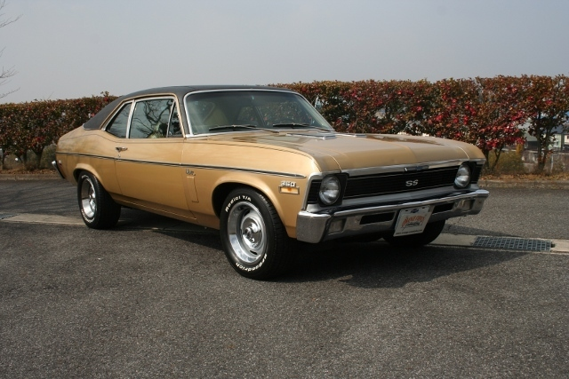 1970y Chevrolet Nova