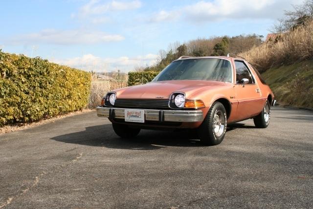 1975y AMC Pacer