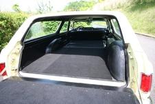 Chevloret Mlibu Wagon