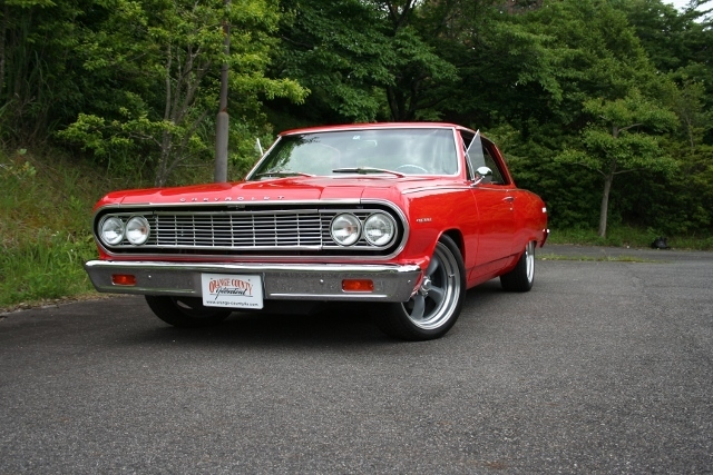 1964y  Chevrolet Chevelle SS