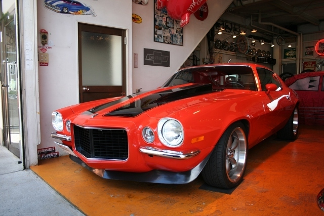 1970y Chevrolet Camaro RS