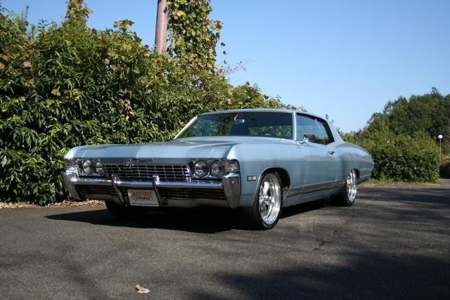1968y Chevrolet Cprice