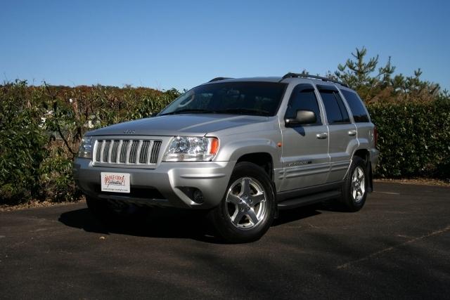 2004y Grand Cherokee LTD