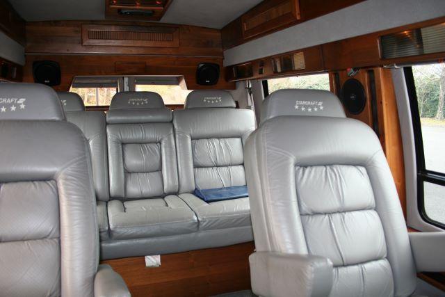 Chevy Van Starcraft Brougham