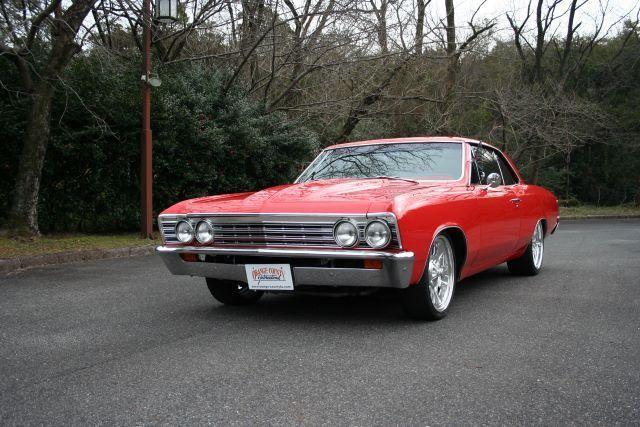 1967y Chevrolet Chevelle