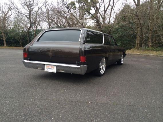 Chevrolet Malibu Wagon