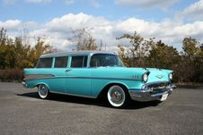Chevrolet Bel Air Wagon