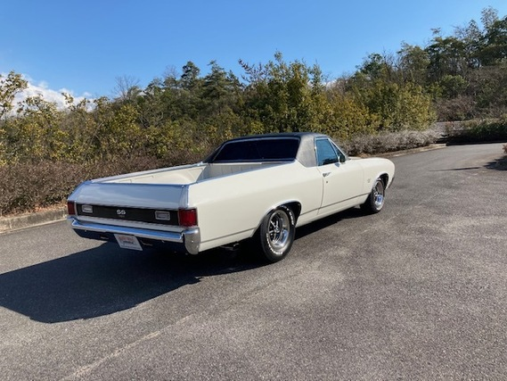 Chevrolet El-Camino SS
