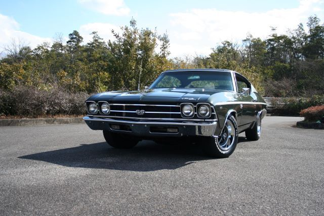 1969y Chevrolet Chevelle SS