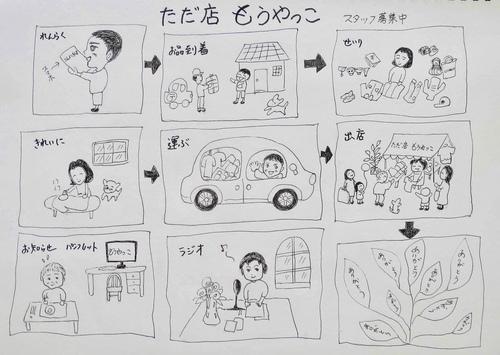 ガイアの広報室〜「ただ店 もうやっこ」みーくん、ふみさん、ひろみさんゲスト出演〜