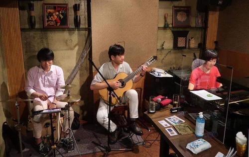 Hidamari の ふみふみ&きよさんが、 再び、ゲスト出演!
