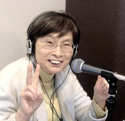 12/4(金)のステキなゲストは、  Sugi Stdio/ほっこりカフェの杉田春美さんです✨